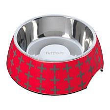 FuzzYard El Fuego Small Pet Bowl