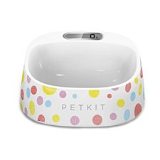 Petkit Pet Bowl Anti Bacterial with Weight Scale Ball Pattern