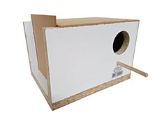 Jens Bird Nest Box Budgie Single