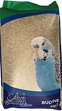 Avigrain Budgie Blue 20kg Bird Food