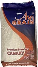 Avigrain Premium Breeders Canary Mix 20kg Bird Food