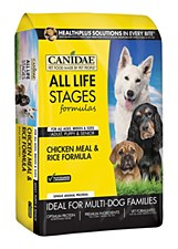 Canidae Dog All Life Stages Chicken Meal & Rice Formula 20kg Dry Dog Food