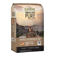 Canidae Dog Grain Free Pure Elements 10.8kg Dry Dog Food