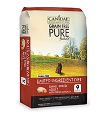 Canidae Dog Grain Free Pure Fields 1.8kg Dry Dog Food