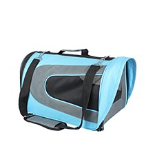 Pet Carrier Personal Blue