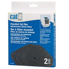 Catit Replacemtne Carbon Filters (2 Pack)