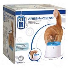 Catit Fresh and Clear Drinking Fountain 2L