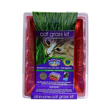 Mr Fothergill's Cat Grass Sprouting Kit