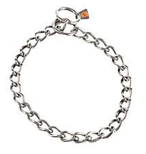Sprenger Dog Choker Chain 5.0mm x 75cm Ultra Heavy