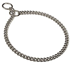Sprenger Dog Choker Chain Round Link 45cm