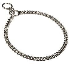 Sprenger Dog Choker Chain Round Link 50cm