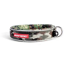 EzyDog Dog Collar Classic Large Camouflage