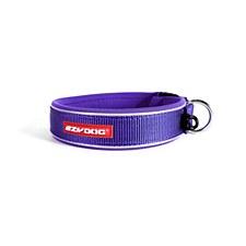 EzyDog Dog Collar Classic Large Purple