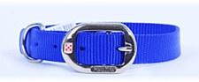 Petlife Dog Collar Nylon 67.5cm Blue