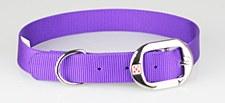 Petlife Dog Collar Nylon 67.5cm Purple