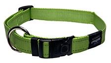 Rogz Dog Collar Classic XLarge Lime