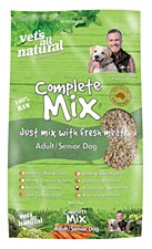 Vet's All Natural Complete Mix Adult/Senior Dog 15kg