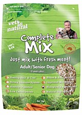 Vet's All Natural Complete Mix Adult/Senior Dog 1kg