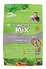 Vet's All Natural Complete Mix Weight Loss 5kg