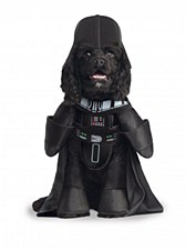 Pet Costume Darth Vader Small