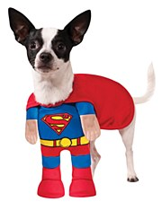Pet Costume Superman Extra Large