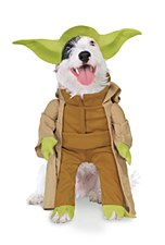 Pet Costume Yoda Large