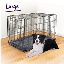 Kazoo Mobile Home Dog Crate Large