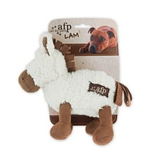 All For Paws Cuddle Farm Horse Squeaky Dog Toy