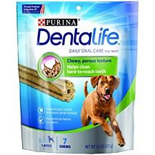 Purina Dentalife Large Dog Treats 221g