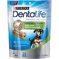Purina Dentalife Mini Dog Treats 193g