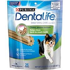 Purina Dentalife Small/Medium Dog Treats 507g