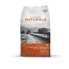 Diamond Naturals Adult Dog Chicken & Rice 18kg Dry Dog Food