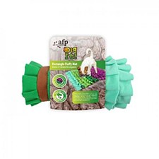 All For Paws Dig It! Rectangle Fluffy Mat Dog Toy