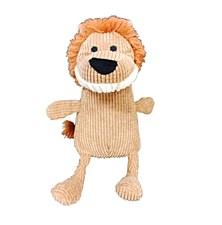 K9 Homes Grinners Brown Plush Dog Toy
