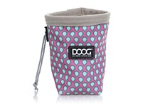 Doog Treat Pouch Small Luna Pink