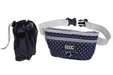 Doog Training Treat Pouch Large Stella Navy