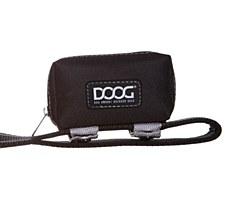 Doog Dog Waste Bag Walkie Pouch Black