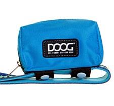 Doog Dog Waste Bag Walkie Pouch Light Blue
