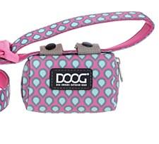 Doog Dog Waste Bag Walkie Pouch Luna Pink