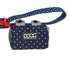 Doog Dog Waste Bag Walkie Pouch Stella Navy