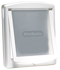 PetSafe Staywell Original Pet Door 715 Small White