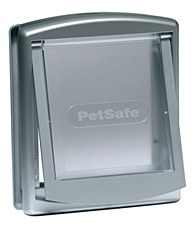 PetSafe Staywell Original Pet Door 737 Small Grey