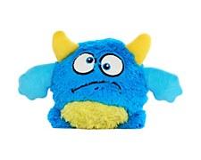 Allpet Monstaaargh Shadow Medium Blue Plush Dog Toy