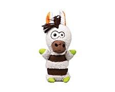 Allpet Snuggle Friends Donkey Dog Toy