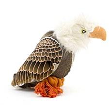 Allpet Snuggle Friends Eagle Dog Toy