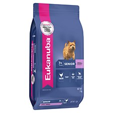 Eukanuba Senior Small Breed 3kg Dry Dog Food