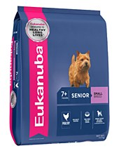 Eukanuba Senior Small Breed 7.5kg Dry Dog Food