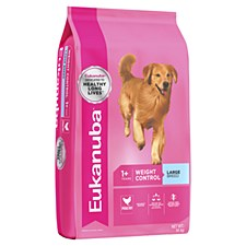 Eukanuba Adult Large Breed Weight Control 14kg Dry Dog Food