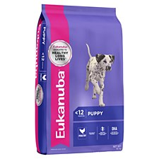 Eukanuba Puppy Medium Breed 15kg Dry Dog Food