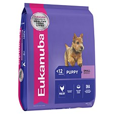 Eukanuba Puppy Small Breed 7.5kg Dry Dog Food